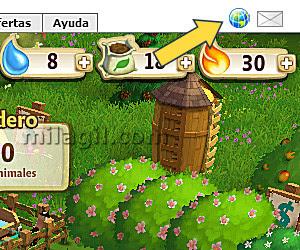 para jugar Farmville 2