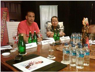 Rio Ferdinand Persib