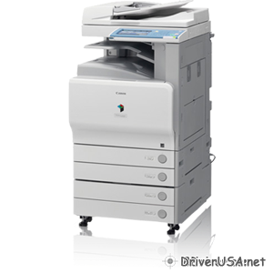 download Canon iRC2550i printer's driver