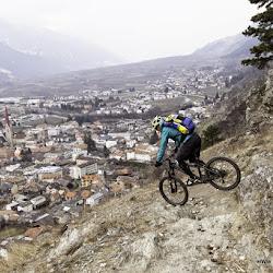 Bikehoteliers on Tour Latsch 15.12.15
