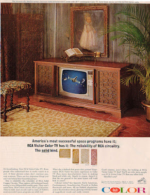 The TV wall