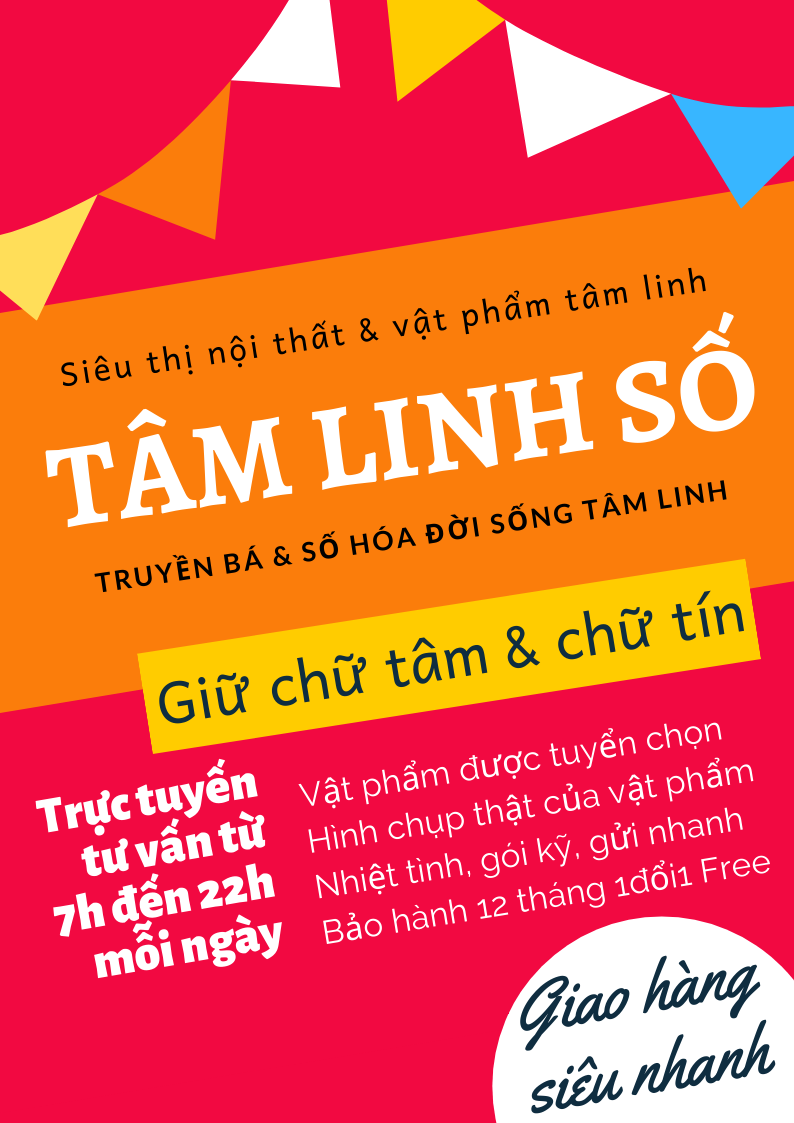 Siêu Thị Tâm Linh Số
