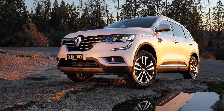 Đánh giá xe Renault Koleos 2017