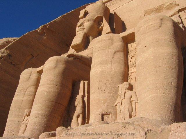 Templo Mayor de Abu Simbel