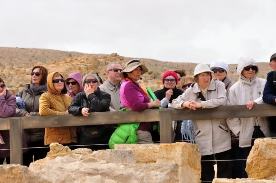 Экскурсия гида Светланы Фиалковой. Рассказ о византийских банях в заповеднике Мамшит.