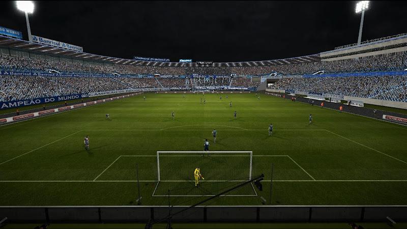 Estádio Olímpico - PES 2012