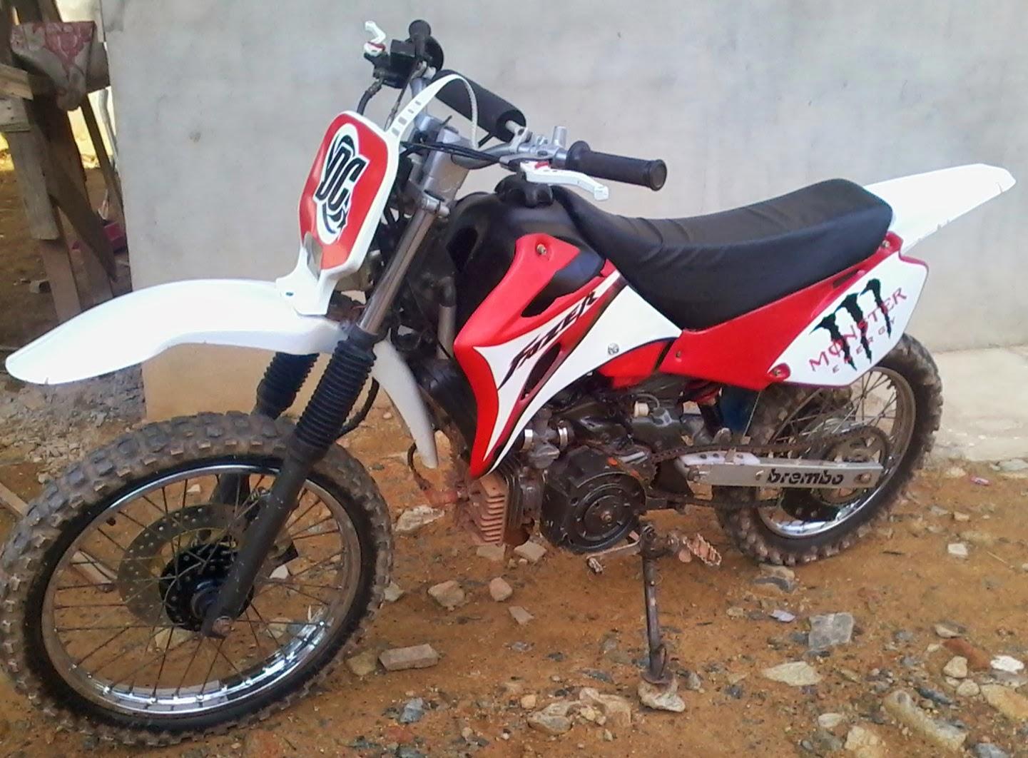Yamaha Force Modifikasi