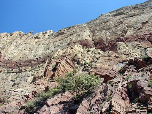 Zona de escalada Penyagolosa
