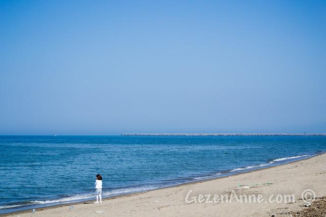 Sakarya, Karasu, Yenimahalle'nin Karadeniz sahili