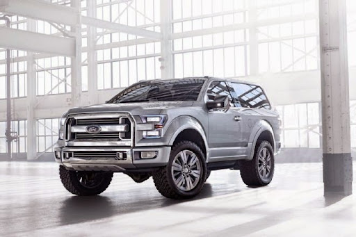 2016 Ford Bronco – Great Car for a Long Journey