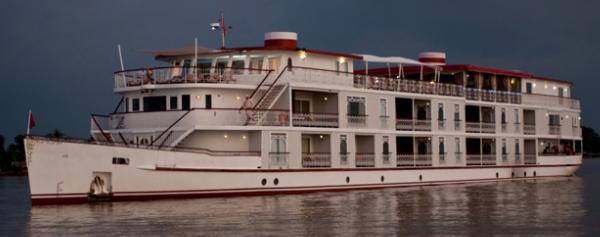 Crucero en Mekong delta Can Tho-Chau Doc-Phnom Penh