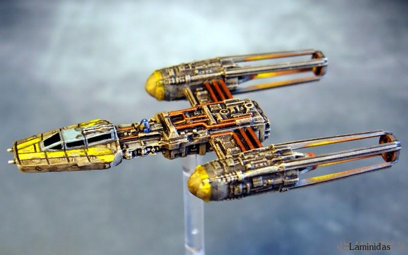 Laminidas' farbige Werften 140228+X-Wing+-+Y-Wing+1