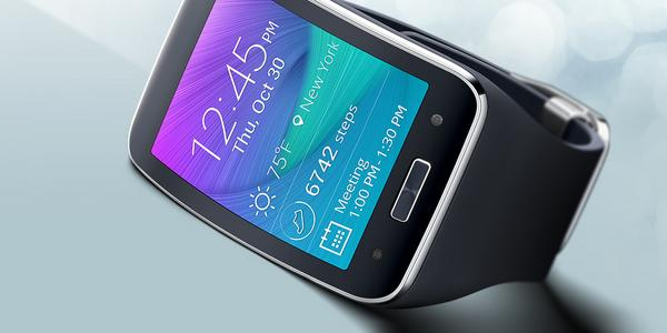 Samsung Gear S now available in the US