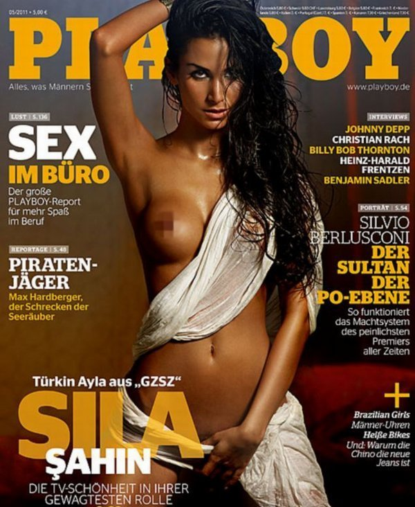 Muslim Model Upsets Family by Posing Nude for Playboy:babe,bad girl,big breasts,strip,models0