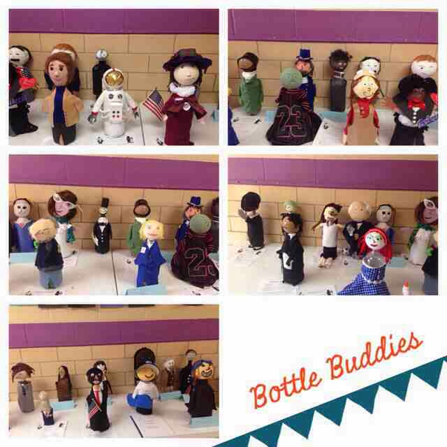 Create. Cook. Teach.: Bottle Buddies