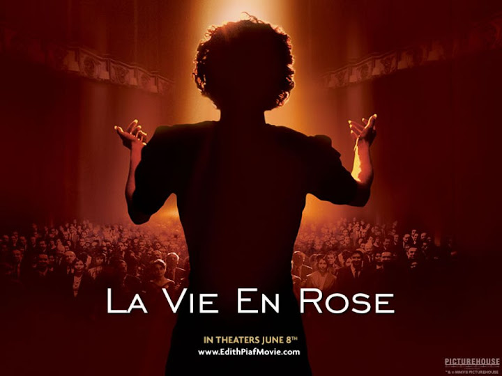 La Vie on Rose movie poster