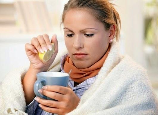 Народные средства лечения простуды