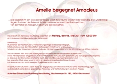 Einladung zur Werkschau im Gisbert-von-Romberg-Berufskolleg