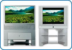 Телевизоры с разными форматами экрана