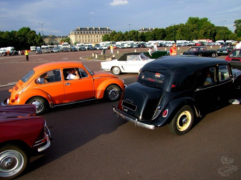 La traversée de Paris Estivale en Images