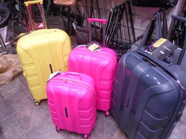 """""""תיק התיקים """" עכשיו בקולקציית מזוודות יפייפיה ומשת..."""