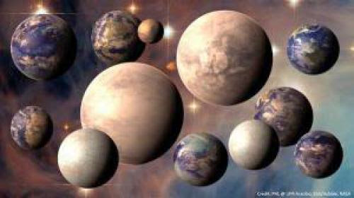 100 Billion Alien Planets Fill Our Galaxy