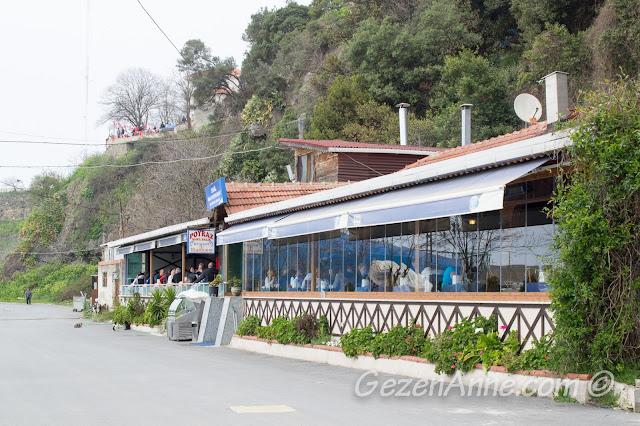 Poyraz Sahil Balık Restoranı, Poyrazköy