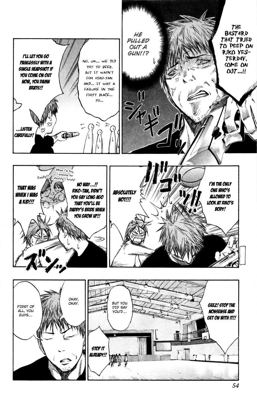 Kuroko no Basket Manga Chapter 111 - Image 08