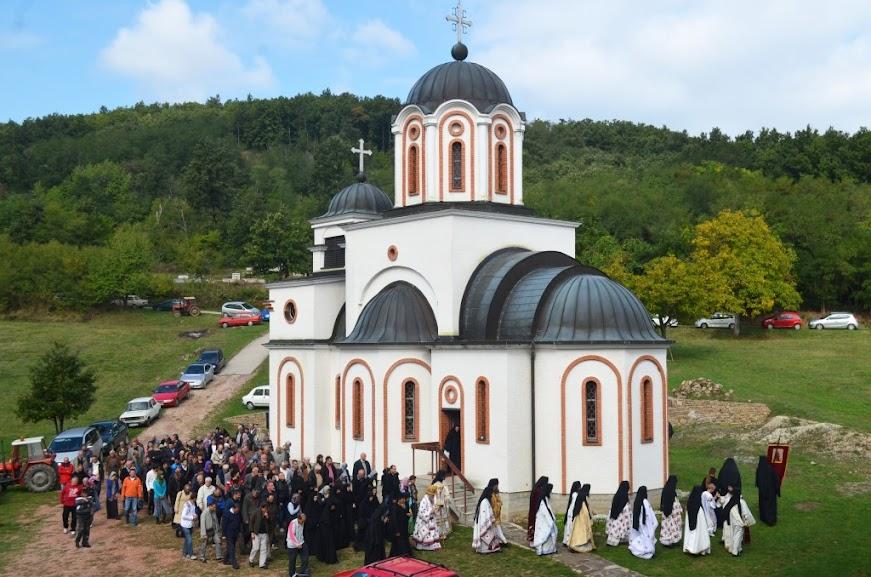 У манастиру Светог Јована Крститеља у Љуљацима свечано прослављена храмовна слава