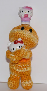 handmade crochet toy