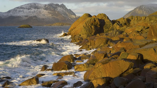 North Sea. Lofoten Islands, Norway.jpg