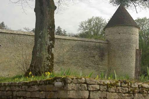 Le manoir du Chastenay à Arcy-sur-Cure