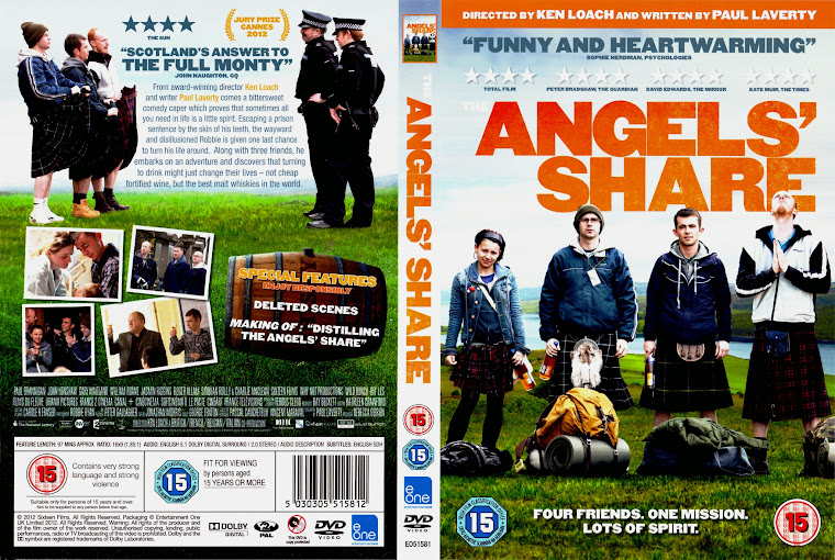 Baixar Filme max1352239729 frontback cover A Parte dos Anjos (The Angels Share) (2013) Blu Ray AVi Legendado torrent