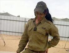 أول عربية برتبة قائد في الجيش الإسرائيلي