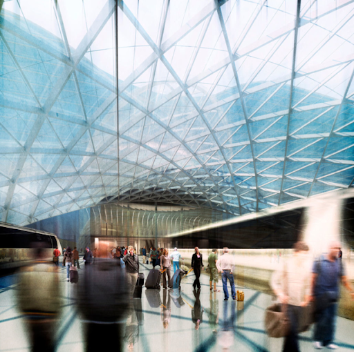 Denver International Airport Expansion & Transit Hub