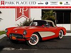 1957 Corvette Convertible, NCRS Top Flight Duntov MK Excellence