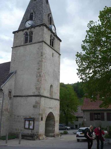 L'église de Chichilianne