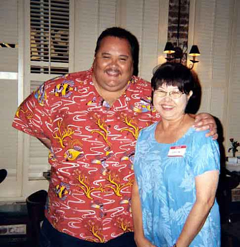 RK               and Louise Ogata