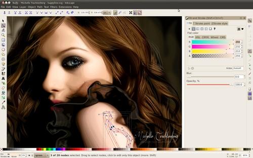 InkScape 0.92.3 - Δωρεάν πρόγραμμα επεξεργασίας γραφικών (σχεδιαστικό πρόγραμμα)