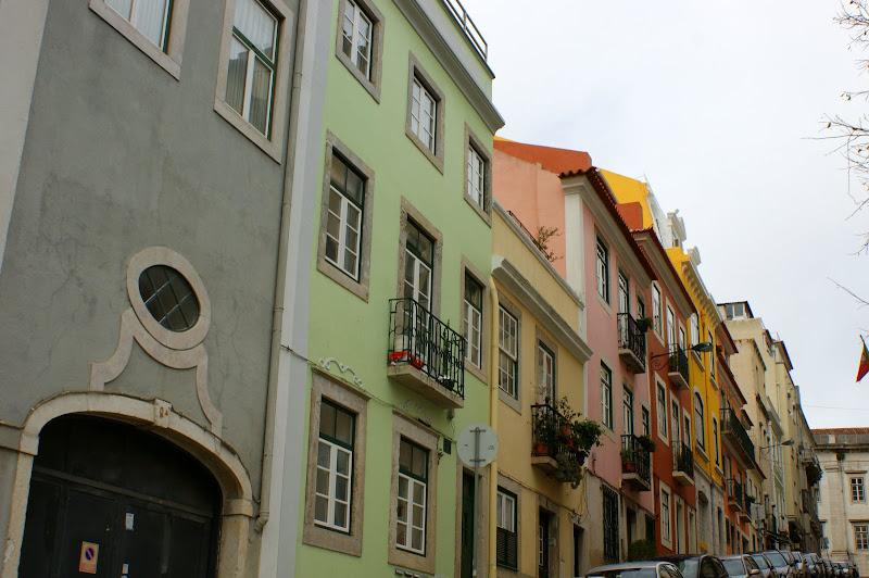As cores de Lisboa