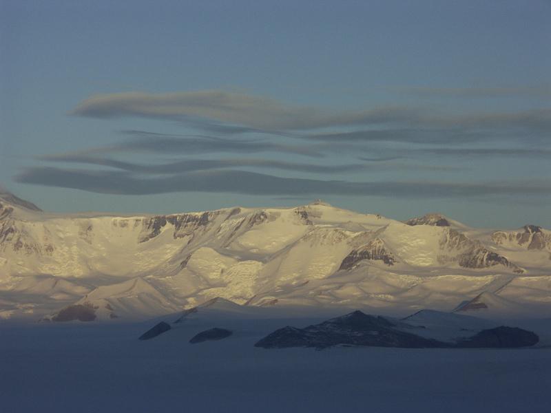 Clouds.(photo by J. Priscu)