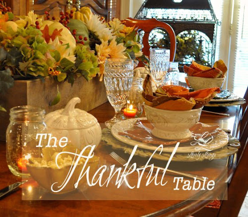 Thankful Table