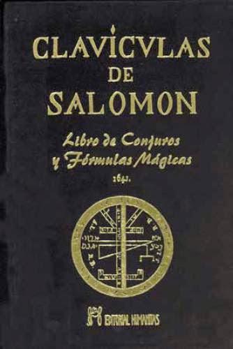 La Clavicula Del Rey Salomonlibro De Magia