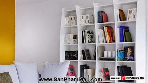 Ý tưởng thiết kế phòng đọc sách hiện đại-1
