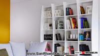 Ý tưởng thiết kế phòng đọc sách hiện đại
