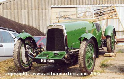 Aston Martin LM4, 1930 г.