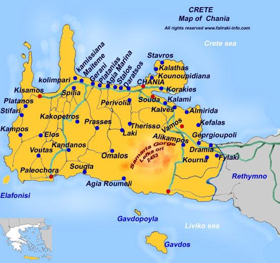 Hania Mapa