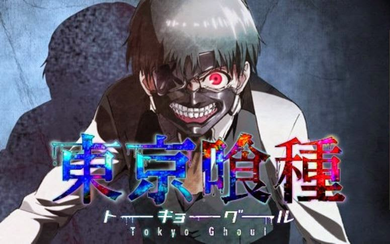 Master Anime Tokyo Ghoul Summer Anime 2014 Tokyo Ghoul