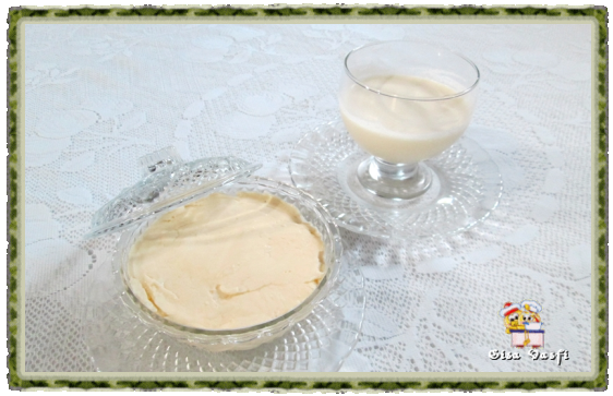Buttermilk e manteiga caseira 1