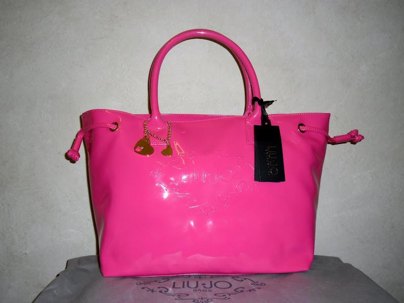 da borsa shopping liu jo teresa deep pink da borsa shopping liu jo 2c5cf4bedb7